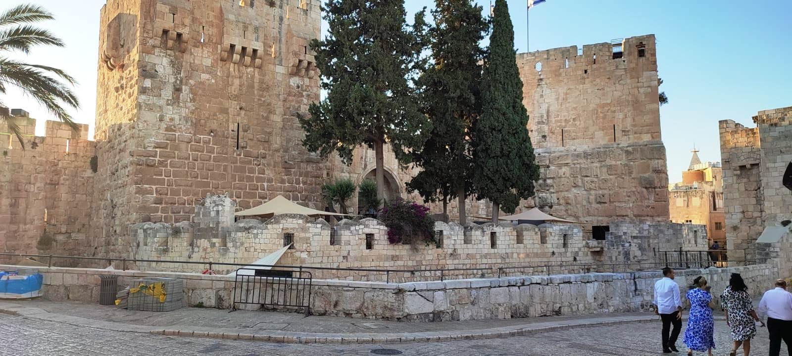 04. Башня Давида