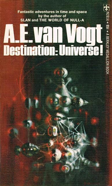 Destination: Universe by A.E. van Vogt