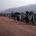 UG Kisoro area walking to market - 1965 (W65-A81-16)
