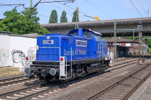 Metrans 295 092 Hamburg Harburg