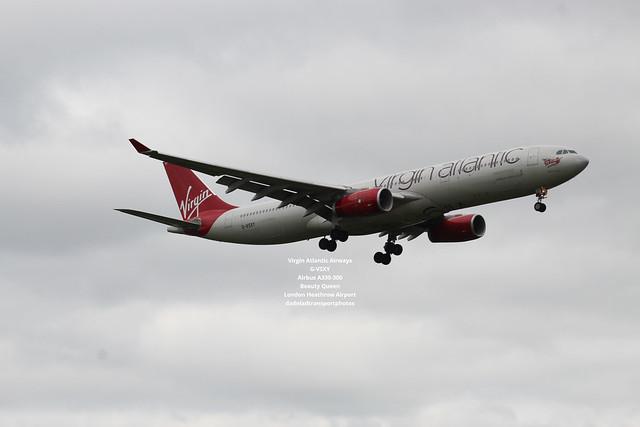 Virgin Atlantic Airways - G-VSXY