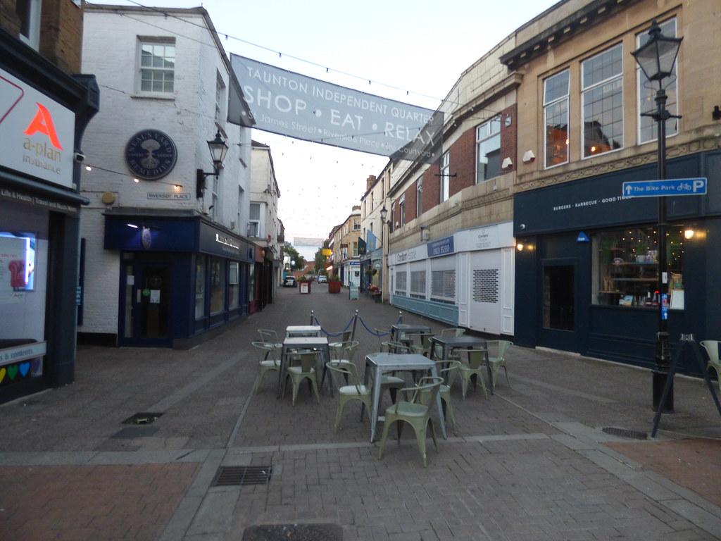 Taunton Independent Quarter - St James Street, Taunton