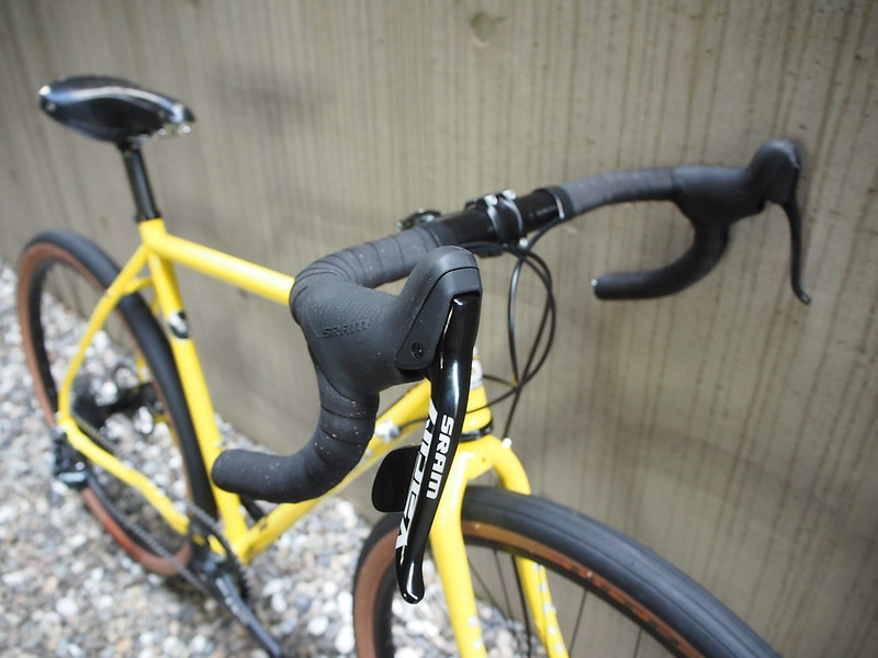 """SURLY """"Midnight Special"""" YL Front"""