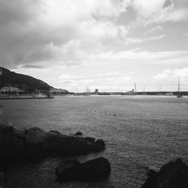 Rain on Marciana Marina - Isola d'Elba - September 2021