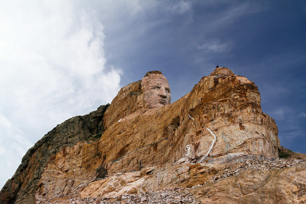 Crazy Horse Memorial - Black Hills, SD