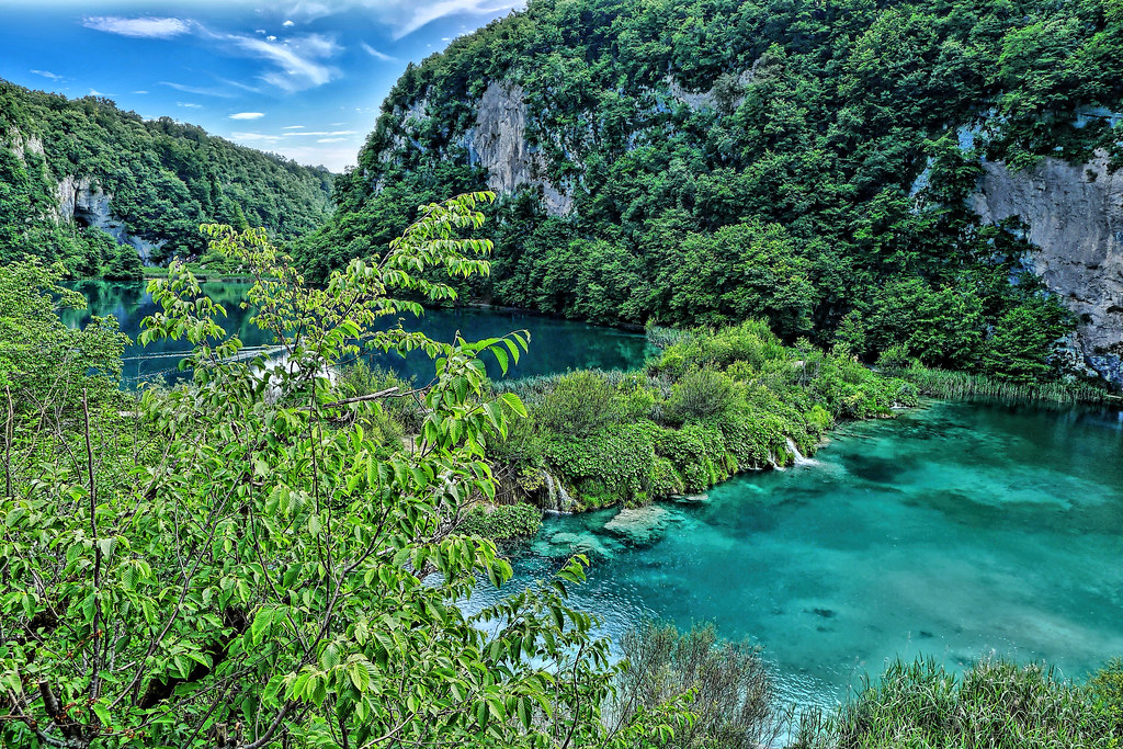 Nacional Park of Plitvice, Croatia