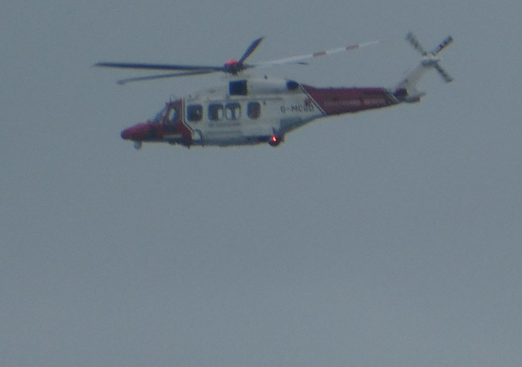 Search and Rescue Helicopter, Peacehaven