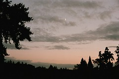 After Sunset, Alameda Ridge. 12 Sept 2021