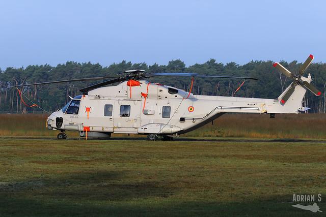 RN-01 NH90-NFH   EBBL   13.09.2021