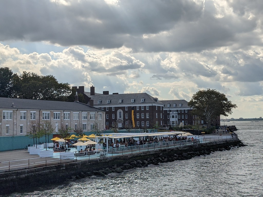 Governors Island Waterfront