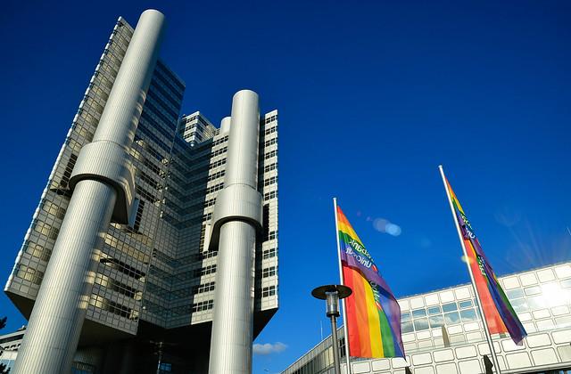 Munich - HVB Tower
