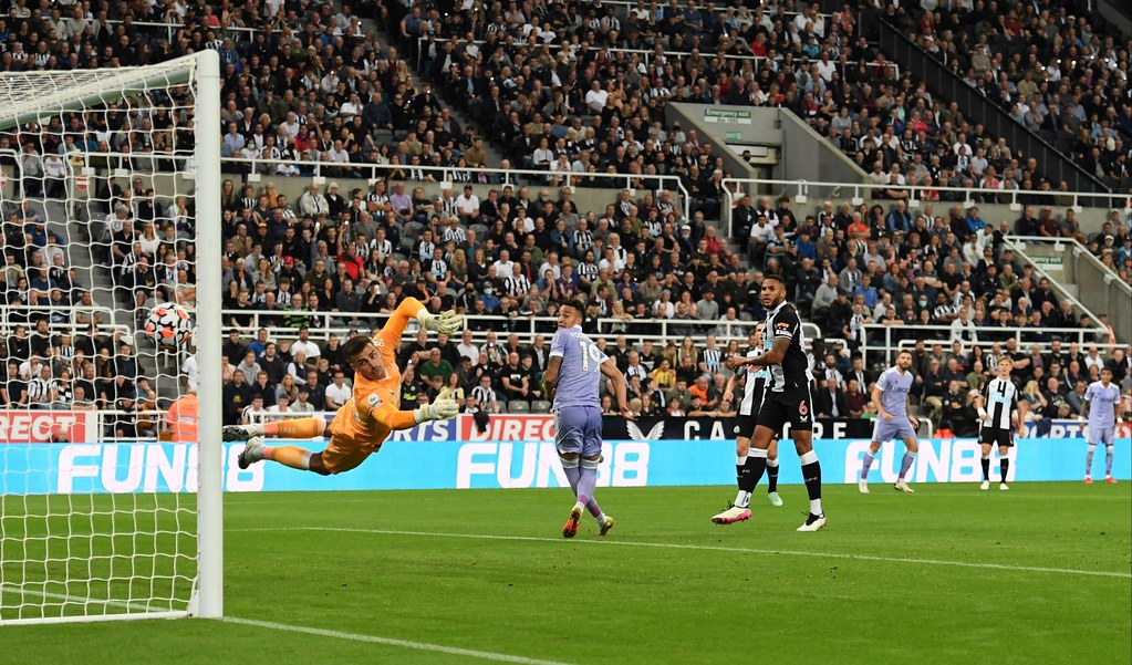 Premier League 2021/22 - Matchday 5 - Newcastle 1:1 Leeds - St. James' Park, Newcastle - September 17, 2021