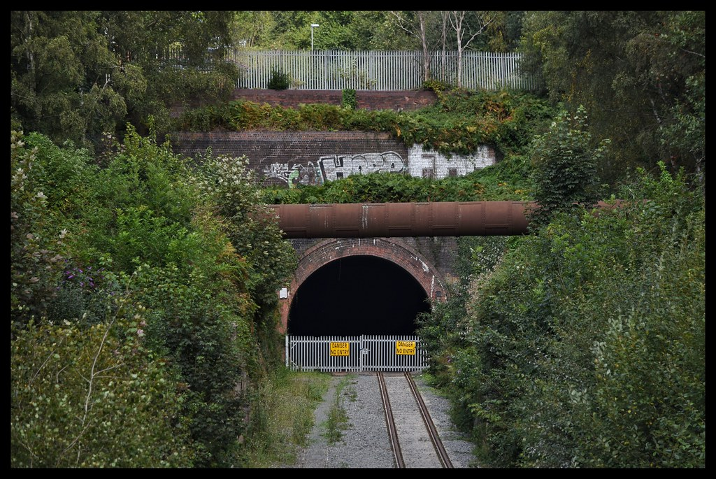 Dudley Tunnel South Portal