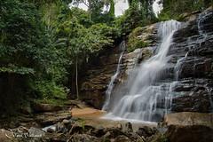 Tad Mork Waterfall - Mae Raem - North Thailand