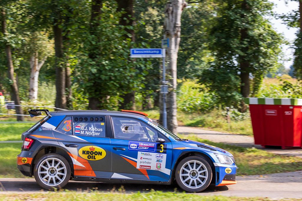 Gert-Jan Kobus wint Hellendoorn Rally
