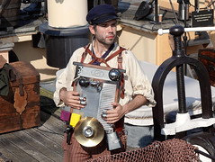 The Old Time Sailors at Brunel's SS Great Britain in September 2021