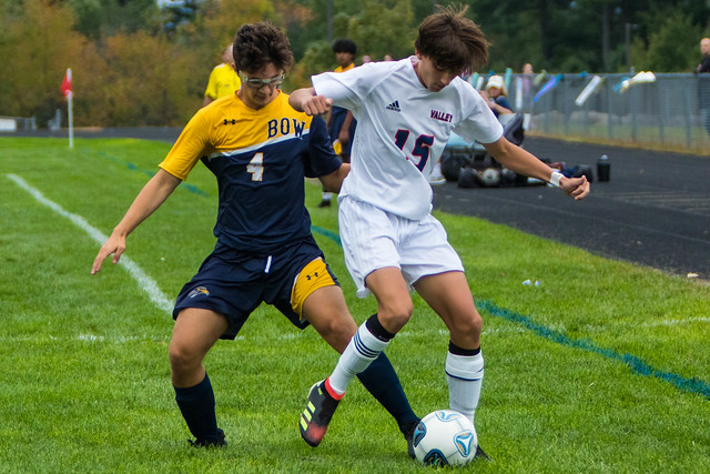 BHS Boys Varsity Soccer - September 17, 2021