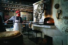 In the Güerrin's oven