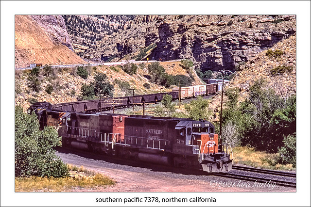 southern pacific 7378