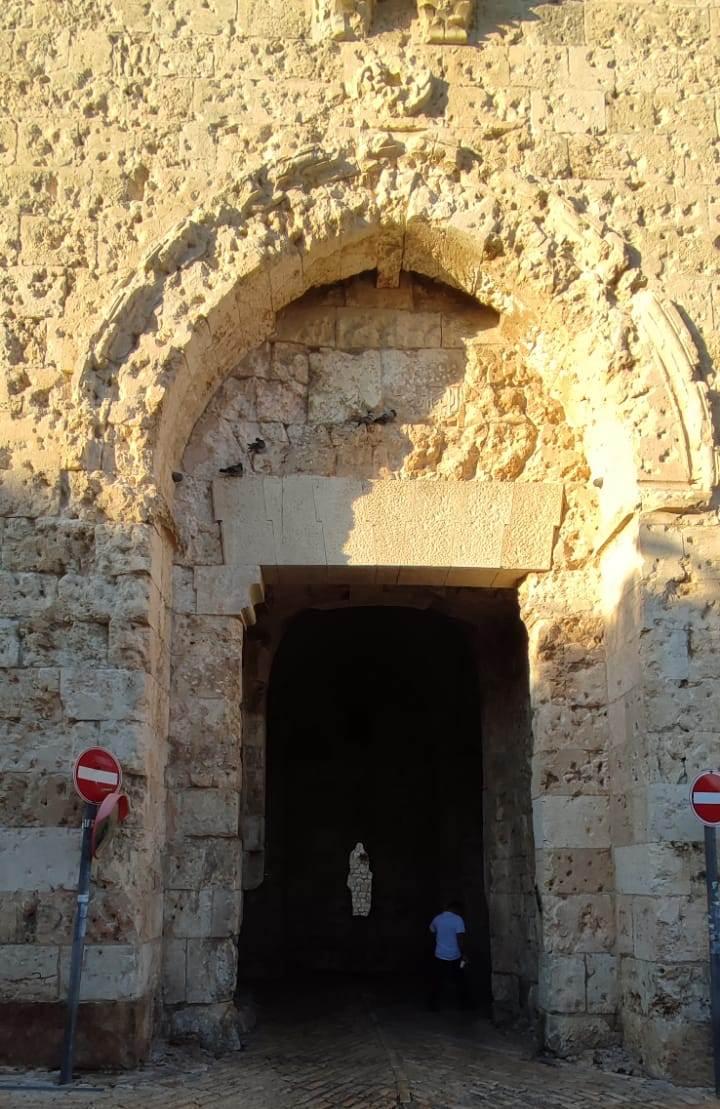 02. Сионские ворота
