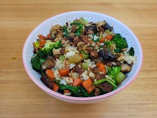 Veef Veggie Fried Rice from Veef Website