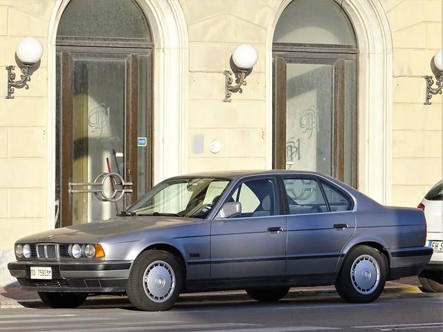1989 BMW 520i
