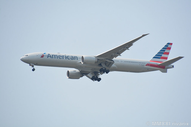 DFW - American Airlines (N732AN)