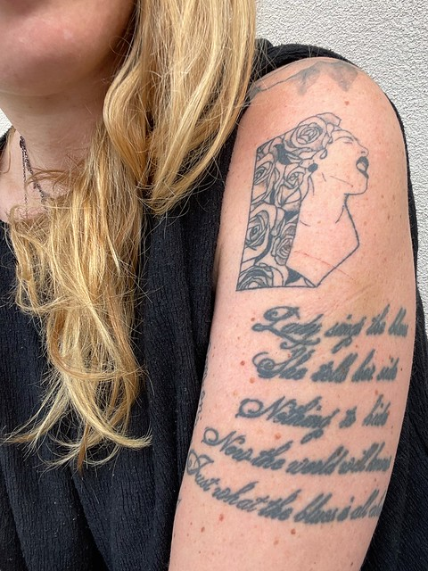 Tattoo Talk: Lizzie & The Makers' Lizzie Edwards on Her Favourite Tattoos, Artists, and Shops