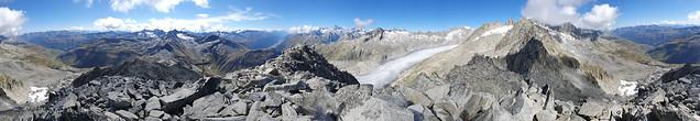 Klein Furkahorn (3046m)