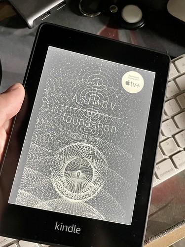 Asimov's Foundation Book 1 ebook on Kindle