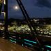 Prescott night from RR bridge