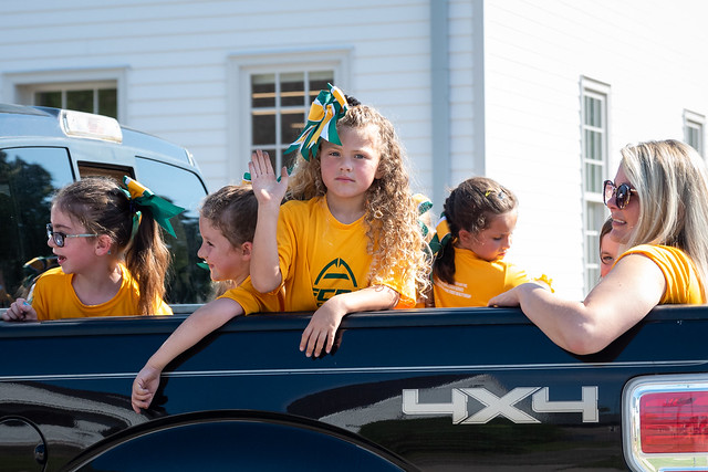 Levi Coffin Days Parade