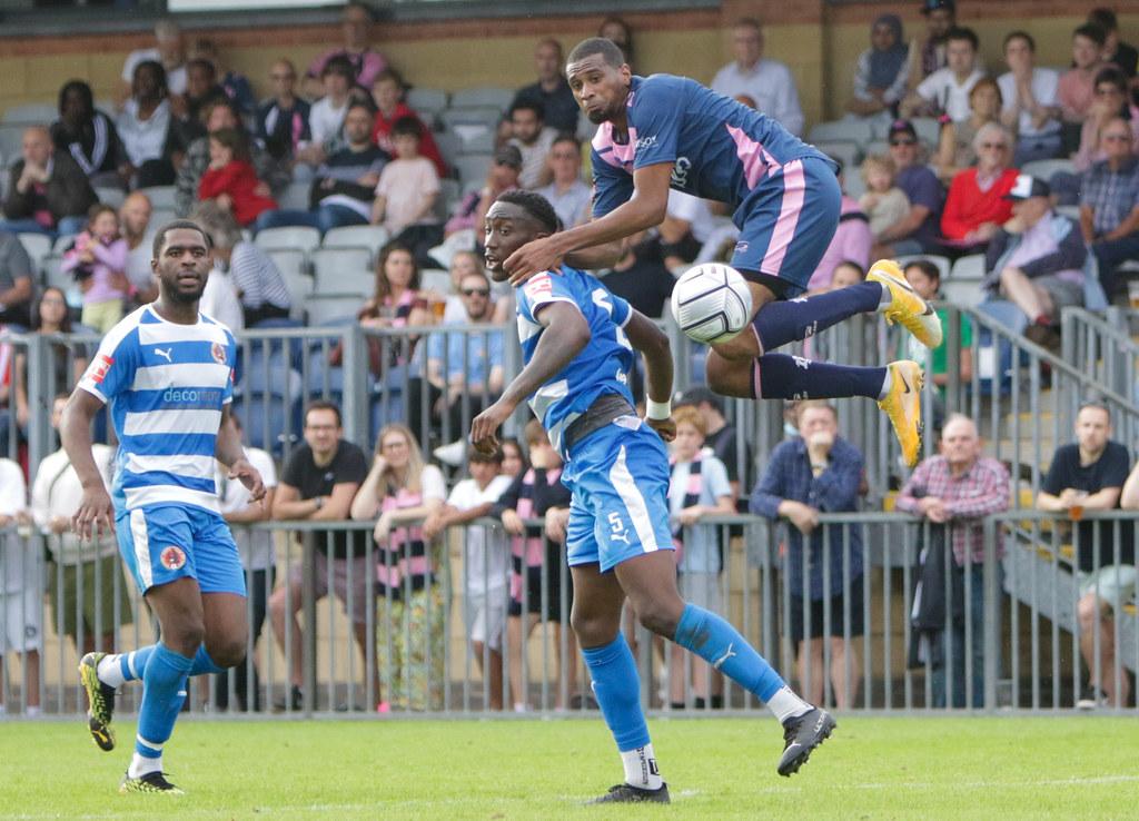 Dulwich Hamlet vs Bedfont Sports