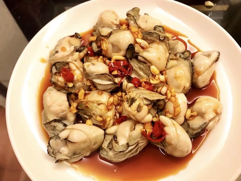 東石鮮砢料理