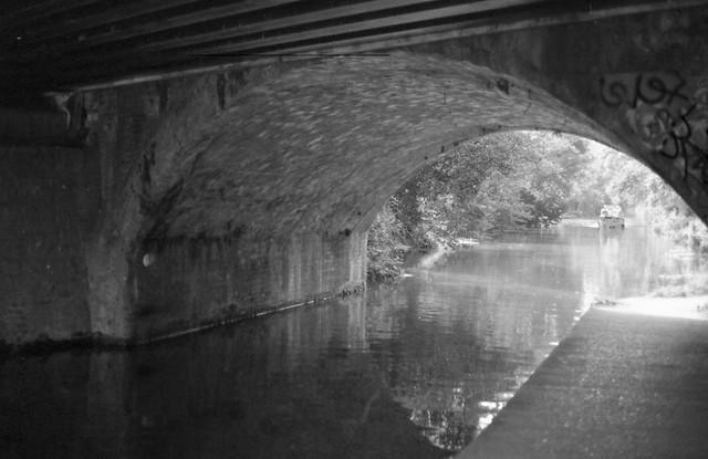 Canon FX Tunnel B&W