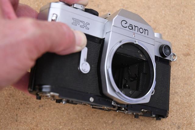 Canon FXMirror Box