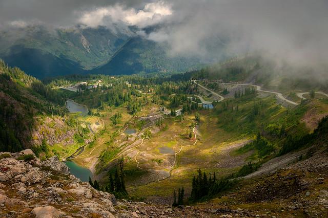 Heather Meadows, Mt. Baker, Washington