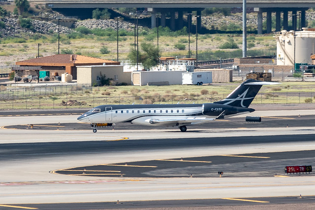 Bombardier Global Express C-FASD-3292