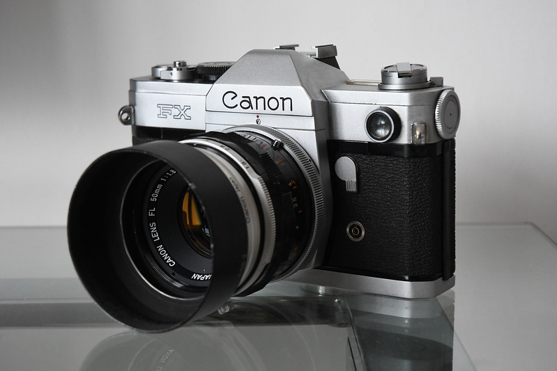 Canon FX Front