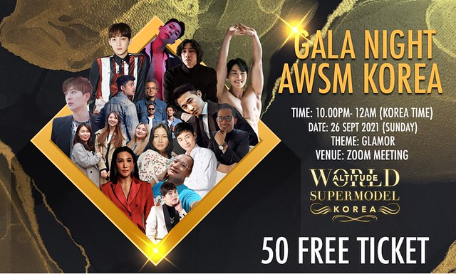 Konsert K-Pop Percuma Di Malam Gala Awsm Korea 2021