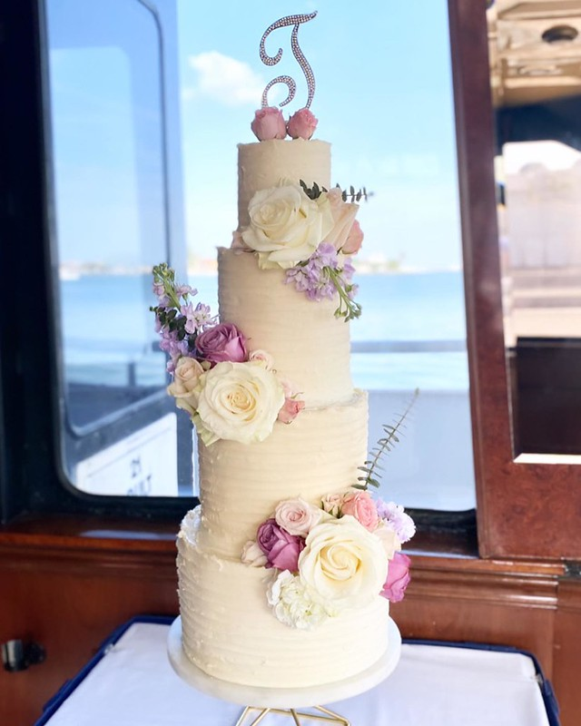 Cake by Veronica's Sweet Shoppe