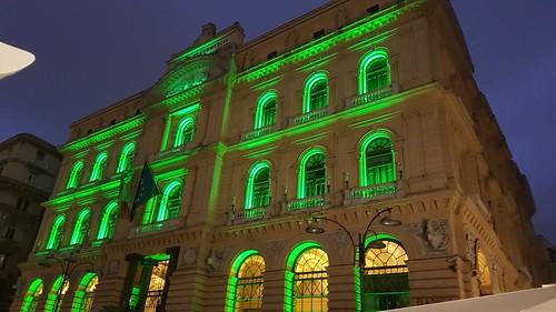 Napoli - Palazzo della Borsa