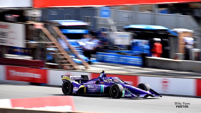Roman Grosjean - 2021 Grand Prix of Monterey