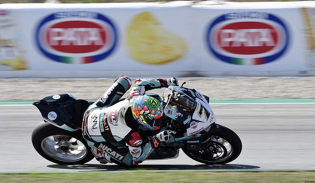 Ducati Panigale V4R / Chaz Davies / GBR / Team GoEleven