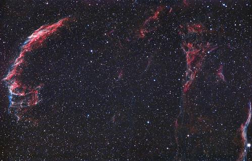 Veil Nebula Complex - Sep 11, 2021