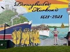 Donaghadee Harbour Bicentennial Mural