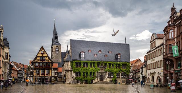 Quedlinburg Marketplace