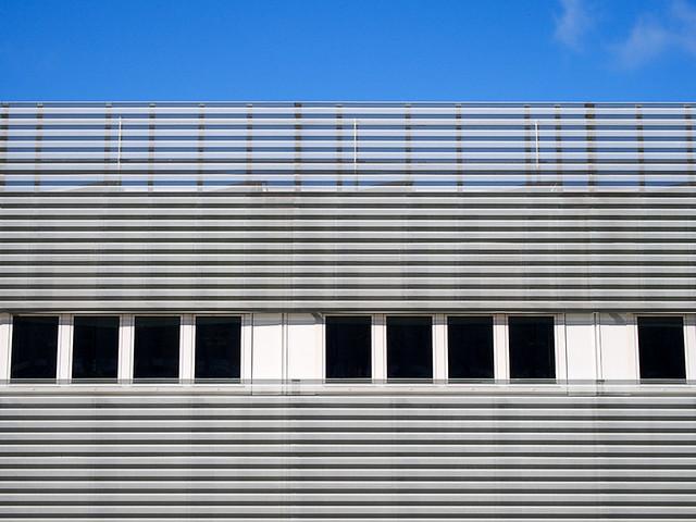 Lined Windows