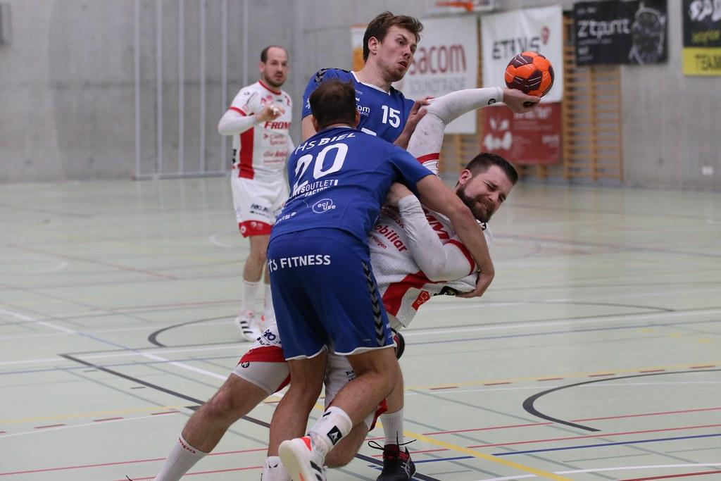 HS Biel – SG WädenswilHorgen  (1)