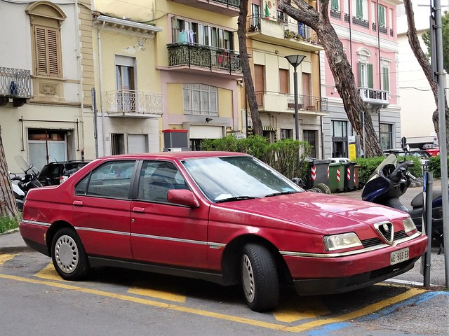 1995 Alfa Romeo 164 Super Twin Spark